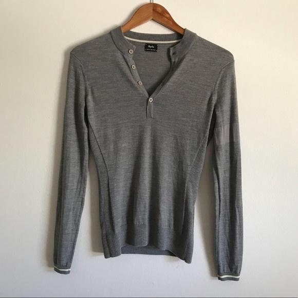 8e760b3a4 Rapha Long Sleeve Merino Wool Jersey. M 5a9ac61c85e605e627e06fa8
